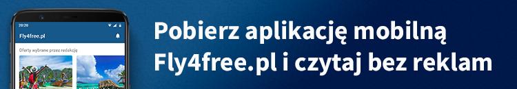 Aplikacja Fly4free.pl