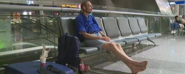 Miłość na lotnisku od pierwszego lotu