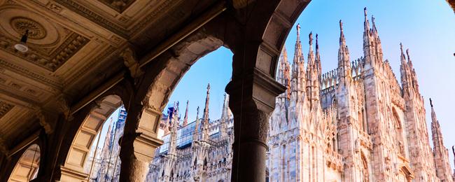 Mediolan katedra