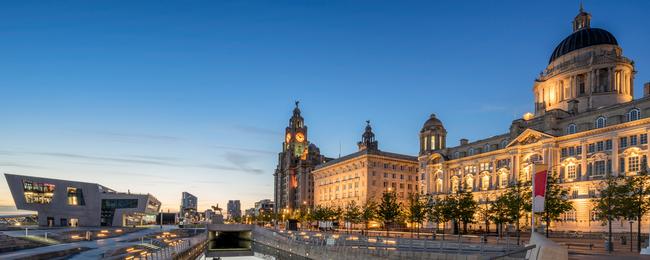 Liverpool centrum