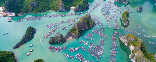 Wietnam panorama