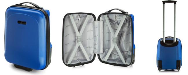 cbd0a743a9493 Kup walizkę do Wizz Air! Mały bagaż podręczny za 99 PLN. Hubert  Choroszewski 2 lata temu. 446 28 komentarzy udostępnij. Foto: Wittchen