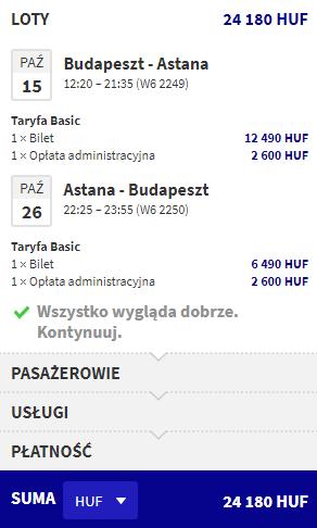 informacje o wersji na sprzedawca detaliczny złapać Ale wyprawa! Budapeszt, Astana, Ałmaty i Duszanbe w jednej ...