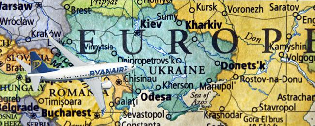Ryanair na Ukrainie