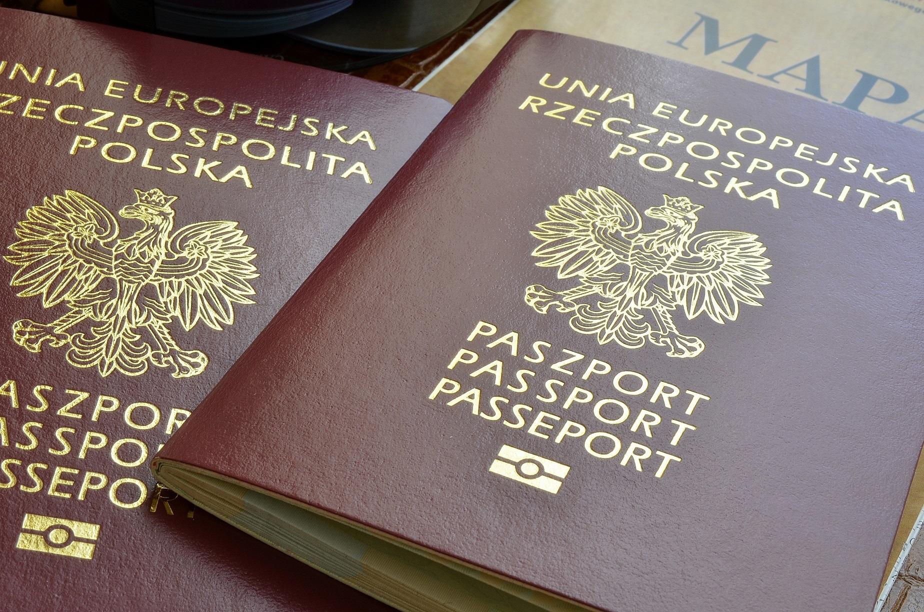 paszport polski