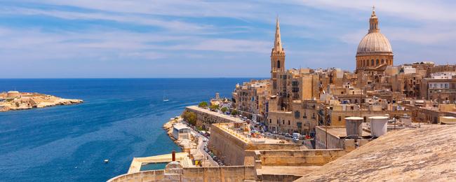 Malta centrum