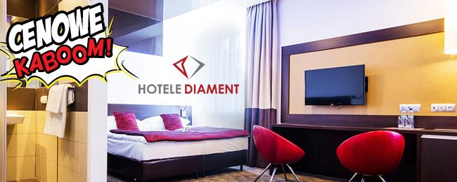 promocja hotele diament