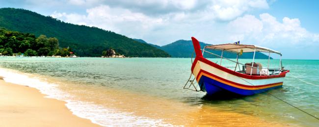 Penang plaża