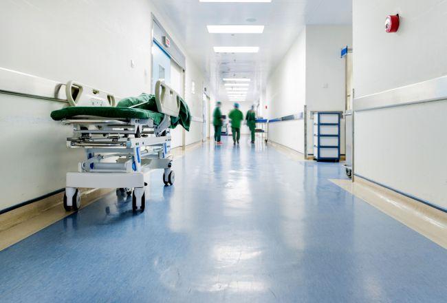szpital w Portugalii
