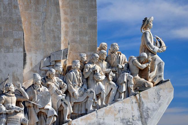 lizbona pomnik odkrywców