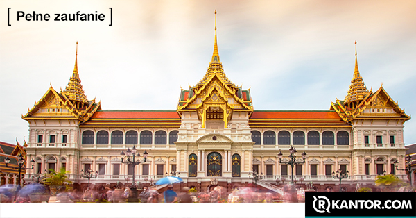 Bangkok pałac królewski