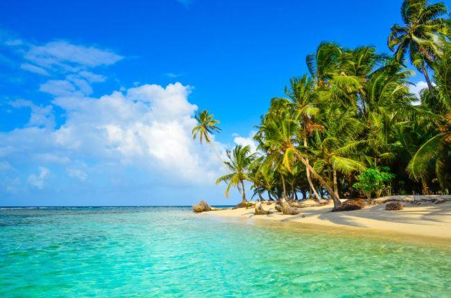 Panama plaże