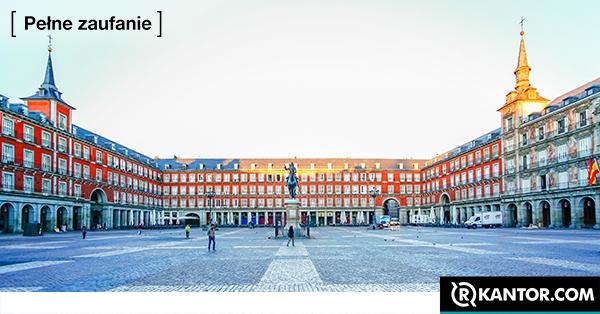 Madryt Plaza Mayor