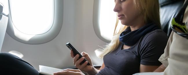 kobiety w samolocie