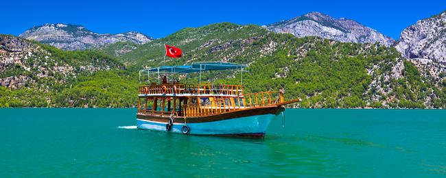 Turcja Side
