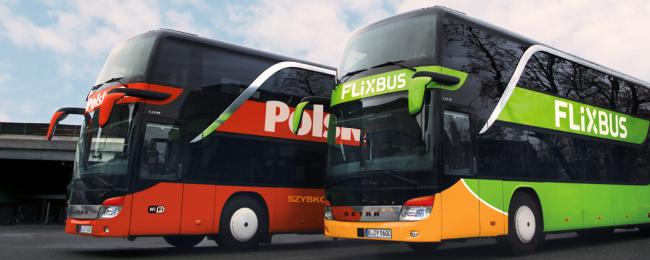 Flixbus przejmuje PolskiegoBusa