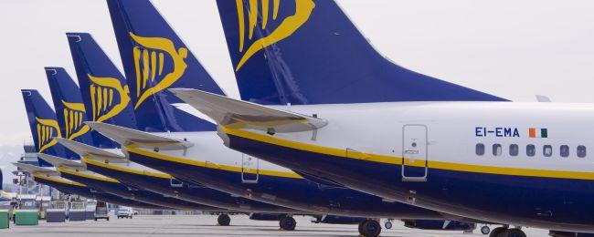 samoloty Ryanair