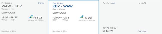 rezerwacja lotow do kijowa