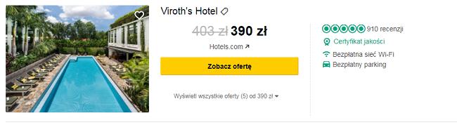 viroth's hotel