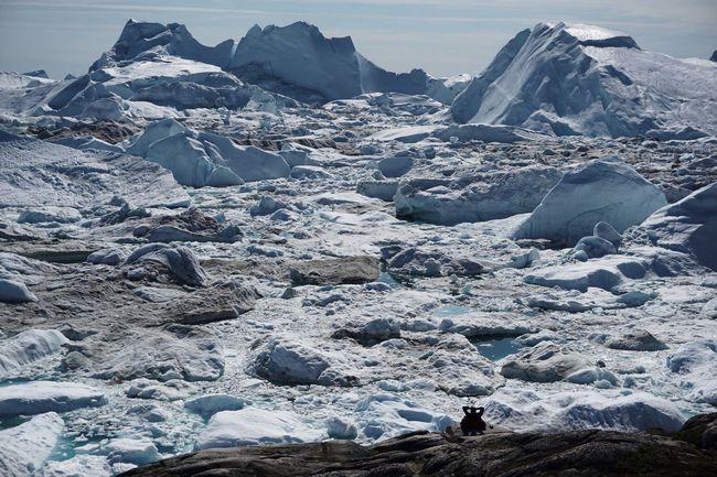 Icefiord Ilulissat