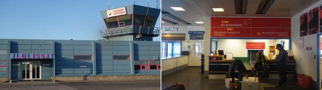 Lotnisko w Ilulissat