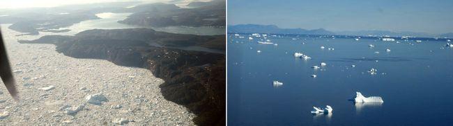 Lot na Grenlandii