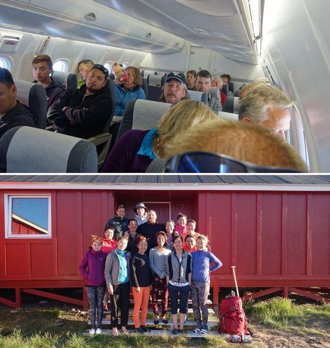 Inuici i pasażerowie