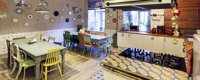 Hostel w Rosji