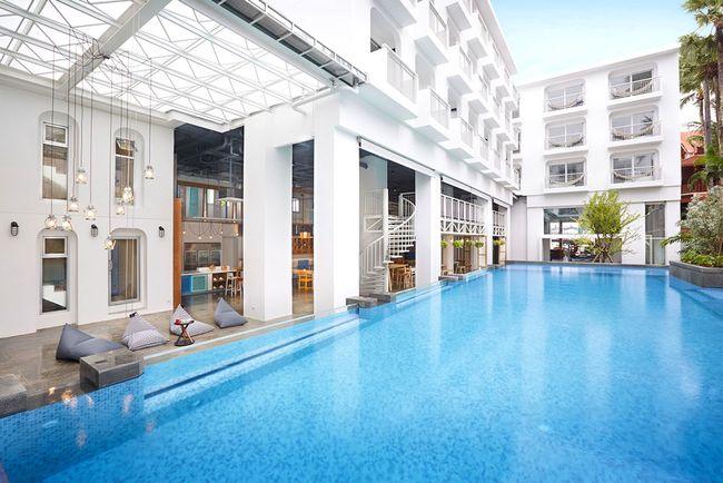 Hostel w Tajlandii