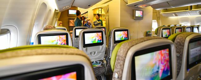 IFE w samolocie