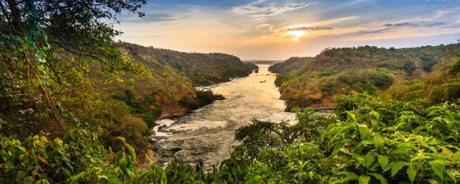 Uganda panorama