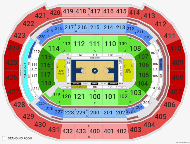 bilety na mecz NBA