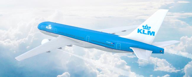 samolot KLM