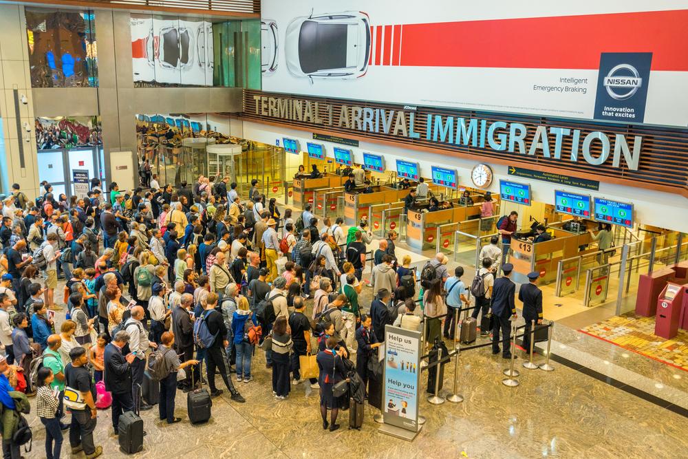 przyloty lotnisko