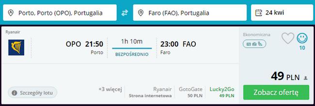 lot krajowy w portugalii