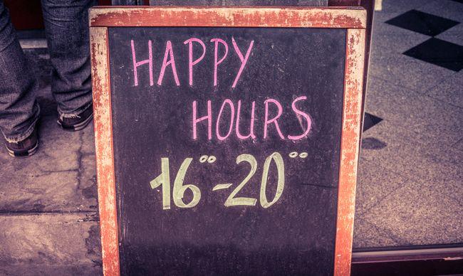 Happy Hour w pubie