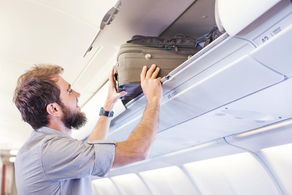 bagaż podręczny w samolot