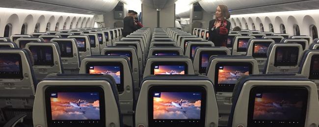 Dreamliner 787-9 linii LOT