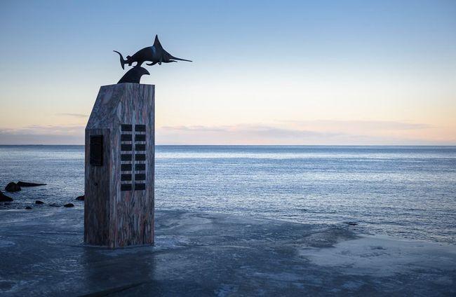 Pomnik w Norwegii