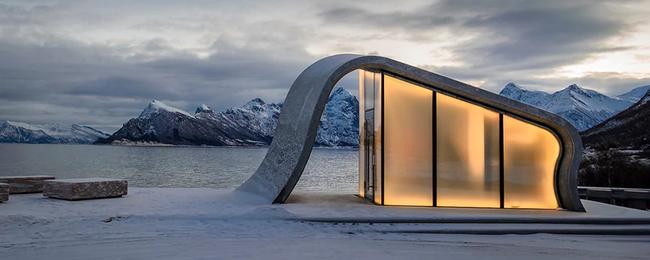 Toaleta w Norwegii