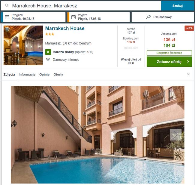 marrakesz house