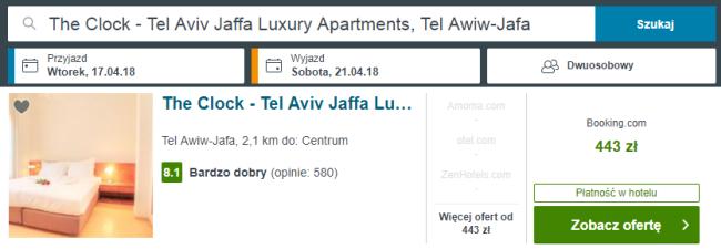 tel awiw hotel