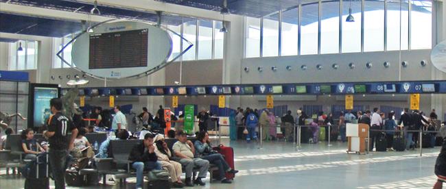 lotnisko w Casablance