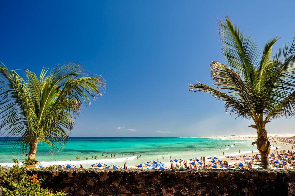 plaża Fuerteventura