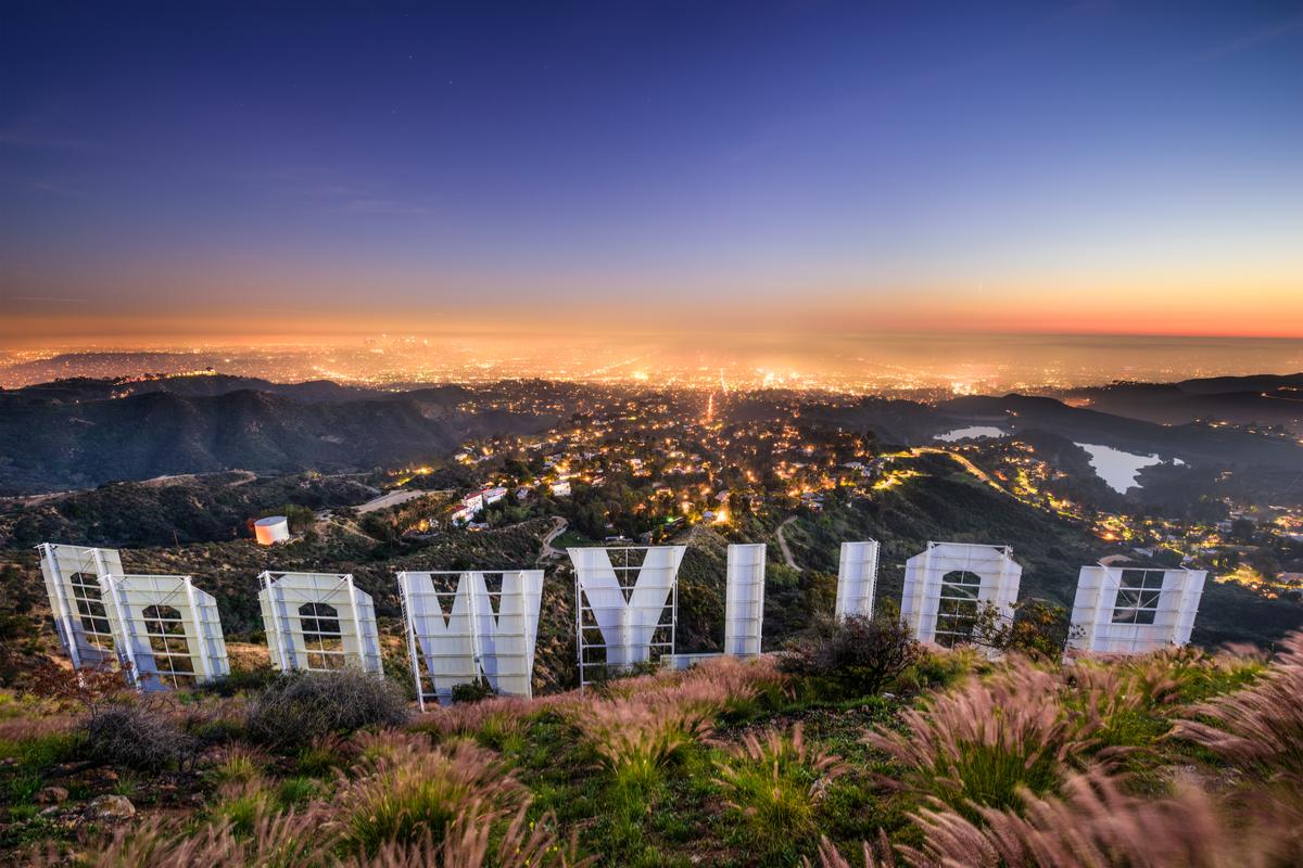 Hollywood napis