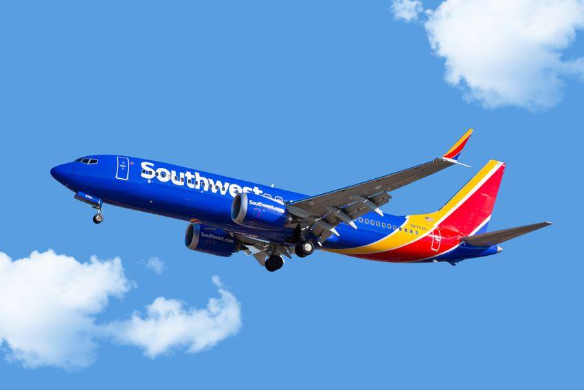 Samolot Southwest