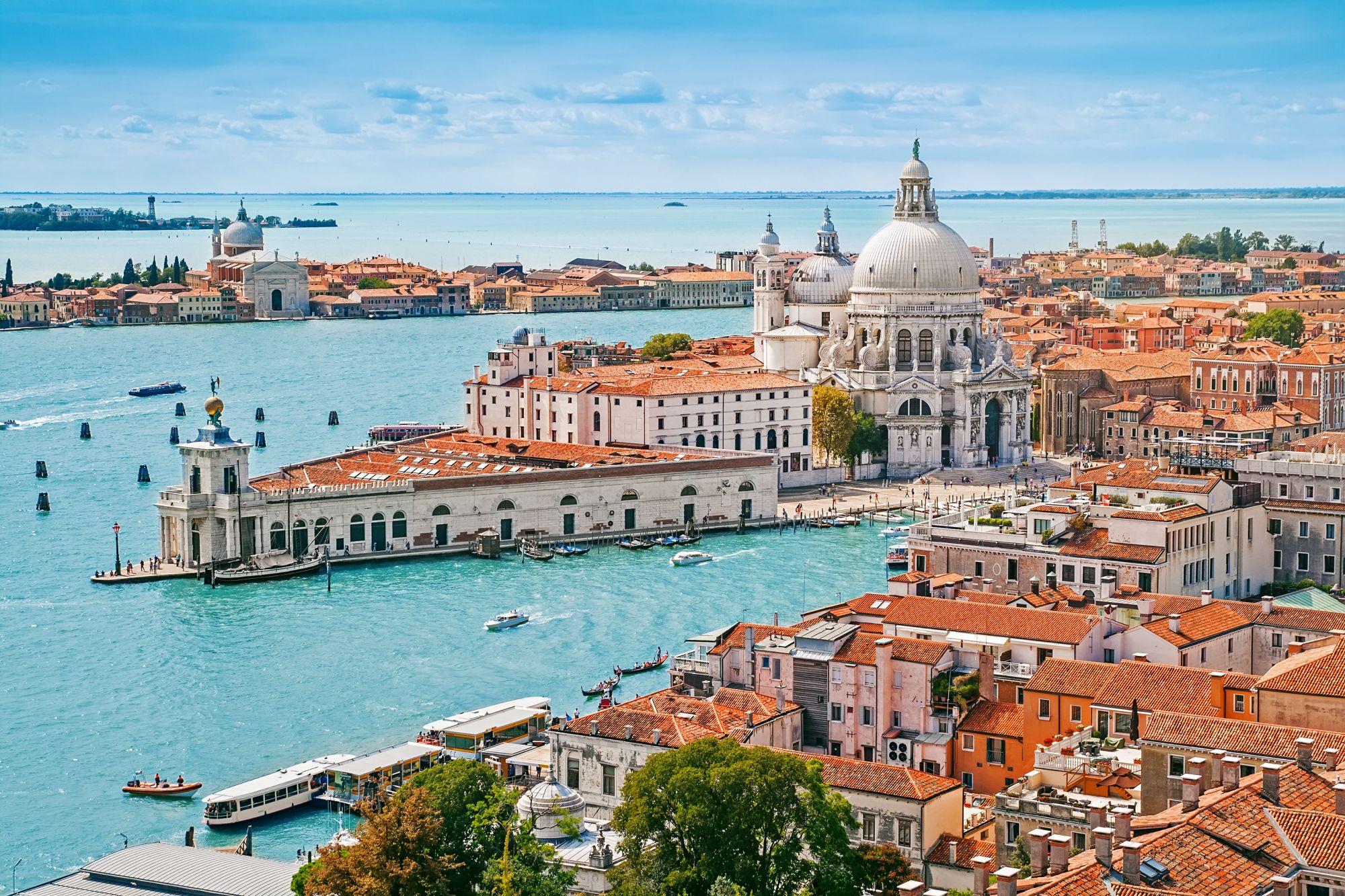 Wenecja widok