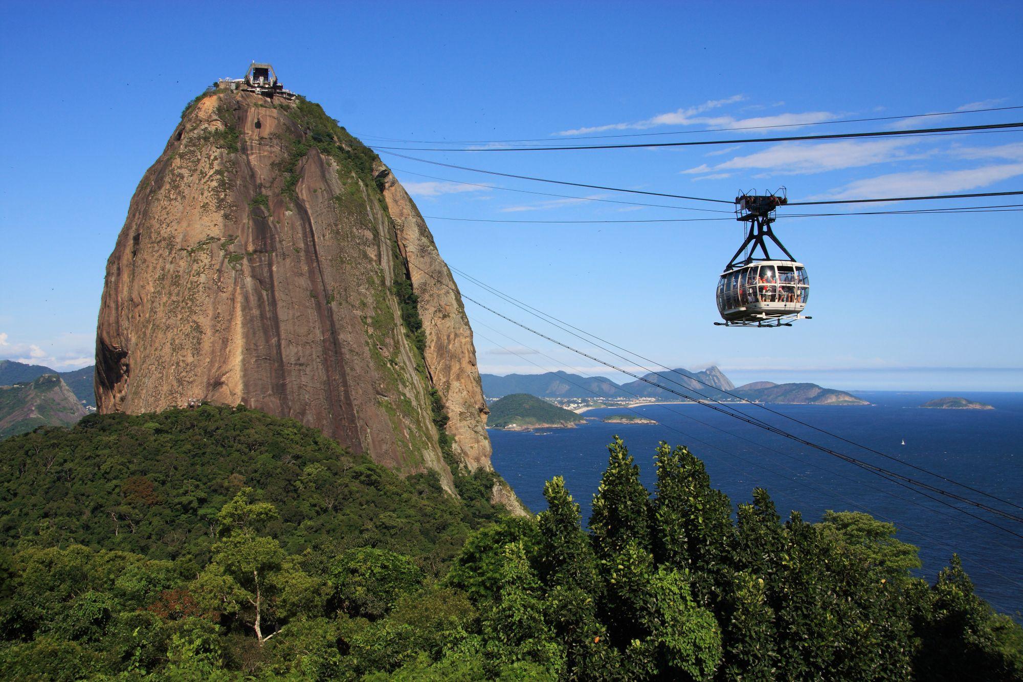 Góra Cukru Rio de Janeiro