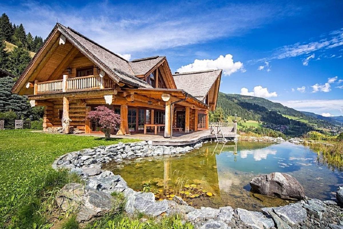 luksusowy dom do wynajęcia