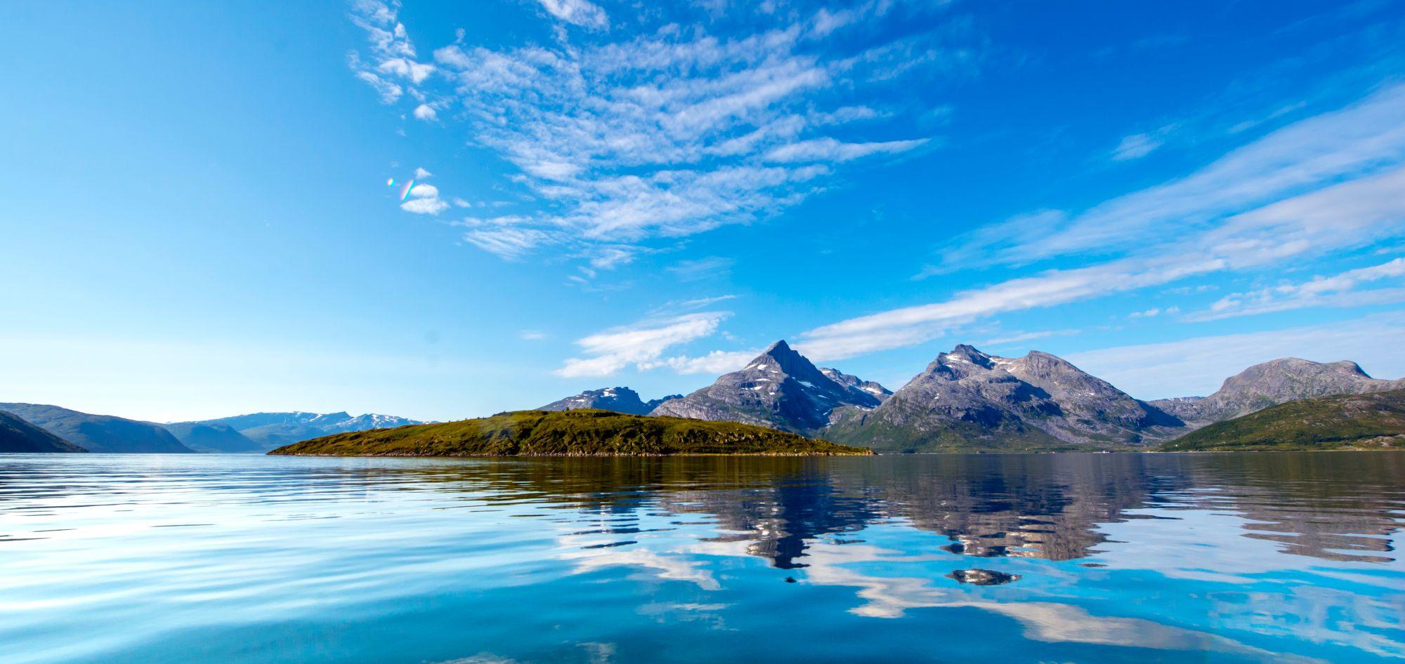 Tromso góry